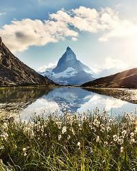 Matterhorn Switzerland Wall Mural by