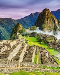 Machu Picchu Peru Wall Mural by
