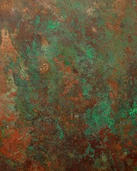 Old Copper Texture Wall Mural by