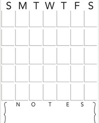 Calendar and Notes  by