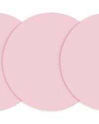 Blush Dry Erase Dots by