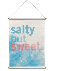 Salty Wall Tapestry  by