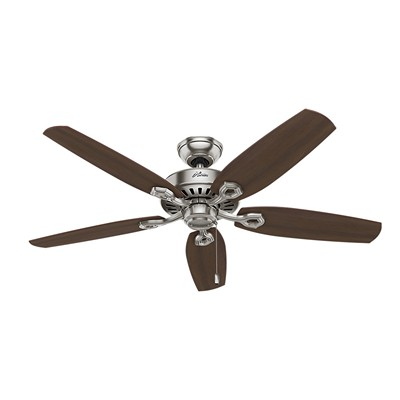 hunter fan Builder Elite ENERGY STAR- 52in Brushed Nickel 53241 FAN Hunter Custom Builder Fans