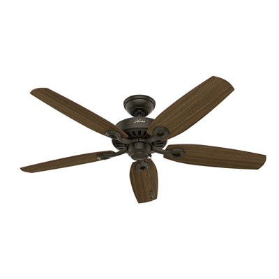 hunter fan Builder Elite ENERGY STAR - 52in New Bronze  53242 FAN