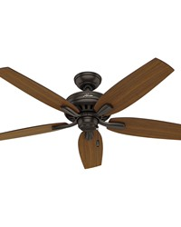 Newsome 52in Premier Bronze ETL Damp Fan by