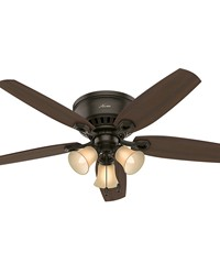 Builder Low Profile 52in New Bronze Fan by
