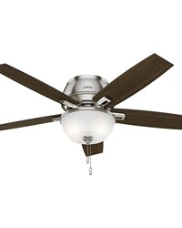 Donegan 52in Brushed Nickel FAN
