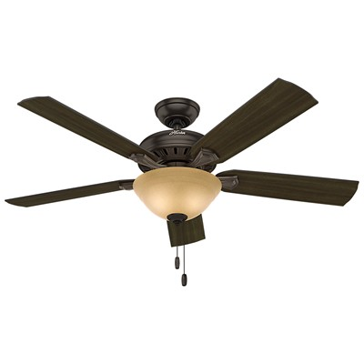hunter fan Fletcher - 52in Premier Bronze 53359 FAN Hunter Ceiling Fans