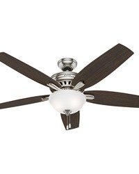 Newsome 56in Brushed Nickel FAN