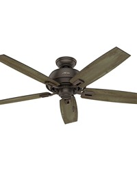 Donegan 52in Onyx Bengal Damp Rated Fan by