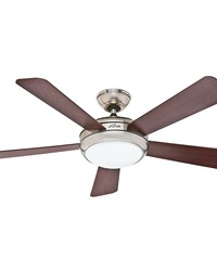 Palermo 52in Brushed Nickel FAN