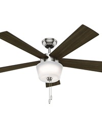 Hembree 52in Brushed Nickel FAN