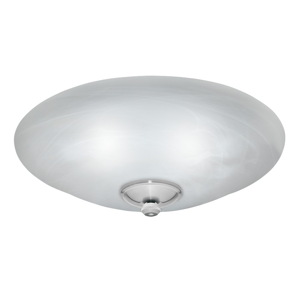 Low Profile Bowl Light Fixture