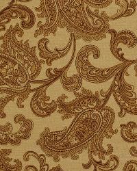 Brown Suzani Fabric  Londra Toffee