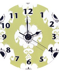 Wall Clock Waverly Rise And Shine by