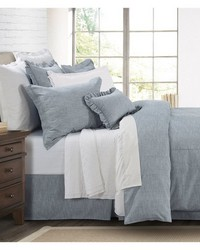 2PC Chambray Comforter Set Twin by