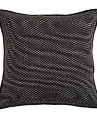 Blackberry Polka Dot Euro Sham  27x27 by
