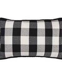 Buffalo Check Pillow 16x26 by