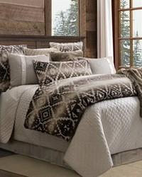 Chalet Aztec Comforter Set Super King by