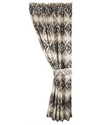 Chalet Aztec Curtain 48x84 by