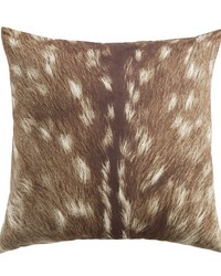 Fawn Pillow by