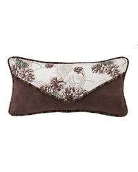 Pinecone Envelope Pillow by