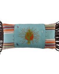 Sunburst Pillow by