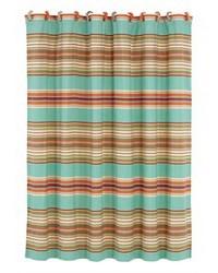 Serape Shower Curtain 72x72 by