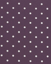 Clarke and Clarke Dotty F0063 Berry Fabric