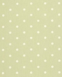 Clarke and Clarke Dotty F0063 Sage Fabric