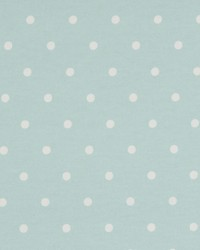 Clarke and Clarke Dotty F0063 Seafoam Fabric