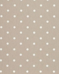 Clarke and Clarke Dotty F0063 Taupe Fabric