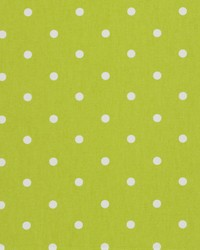 Clarke and Clarke Dotty F0063 Lime Fabric