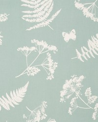 Clarke and Clarke MOORLAND F0521/01 CAC AQUA Fabric