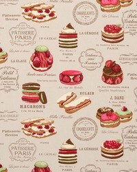 PATISSERIE F0526/02 CAC LINEN by