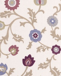 Clarke and Clarke Kashmir F0653 Orchid Fabric