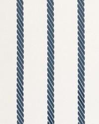 Rope Stripe Blue by