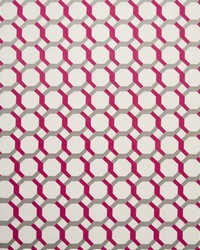 Clarke and Clarke Giovanni F0707 Fuchsia Fabric
