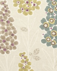 Clarke and Clarke Mustique F0747 Heather Fabric