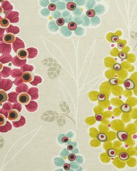 Clarke and Clarke Mustique F0747 Summer Fabric