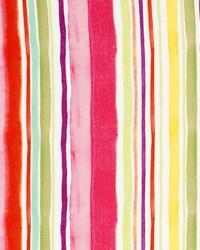 Sunrise Stripe Linen F083 Multi by