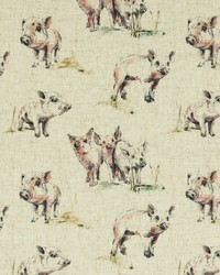 OINK F0851/01 CAC LINEN by