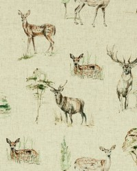 DEER F0862/01 CAC LINEN by