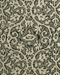 Clarke and Clarke Imperiale F0868 Ebony Fabric