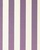 Clarke and Clarke ST JAMES STRIPE F0886 VIOLET