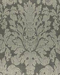 Clarke and Clarke F0989 2 CHARCOAL Fabric