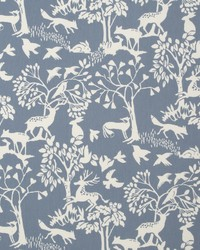 Clarke and Clarke F0993 1 CHAMBRAY Fabric