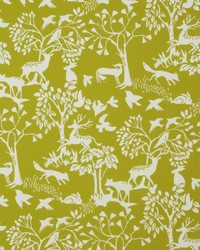 Clarke and Clarke F0993 2 CHARTREUSE Fabric