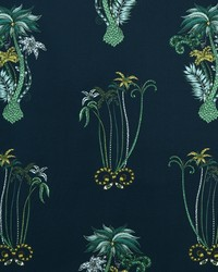 JUNGLE PALMS F1110/03 CAC NAVY by
