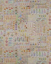 IN THE GARDEN F1163/01 CAC LINEN by
